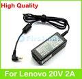 40W 20V 2A universal AC power adapter for Lenovo IdeaPad S100 S100c S110 S12 S200 S205 S205s S206 S300 S9 S9e charger