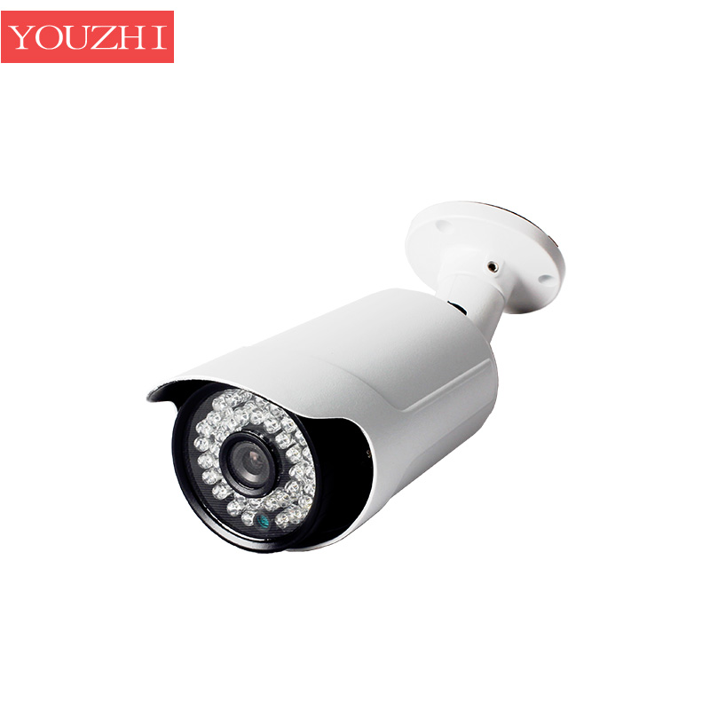 2MP AHD Camera Surveillance 1080P night vision SONY IMX323 FHD IR led secure coaxial home CCTV Camera with OSD menu cable YOUZHI
