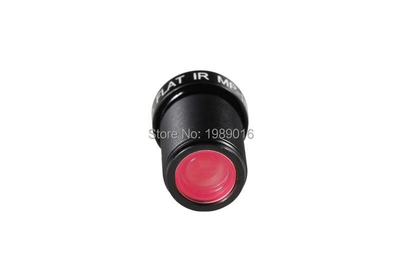 4.35MM Lens 1/2.3 Inch 10MP HFOV 72D Flat 4K Lens for Go pro Xiaomi Yi SJCAM DJI Phantom 3/4 Drones 17 Newly Hot Camera Lens 4
