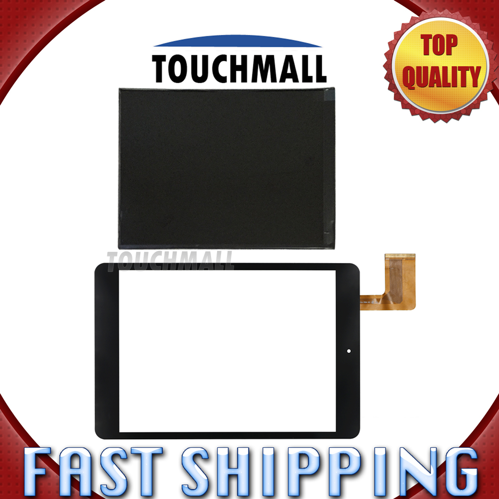 Explay SM2 3G / Trend 3G Tablet PC FPCA-79D4-V Replacement LCD Display + Touch Screen Digitizer Glass Black 7.85-inch for Tablet explay для смартфона explay craft