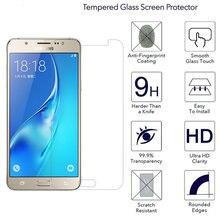 95b6903d863 De vidrio templado para Samsung Galaxy J7 Neo J701 J7 2016 J710 2017 J730  caso Protector de pantalla en J7 J700 DUOS J7 Core J7 .