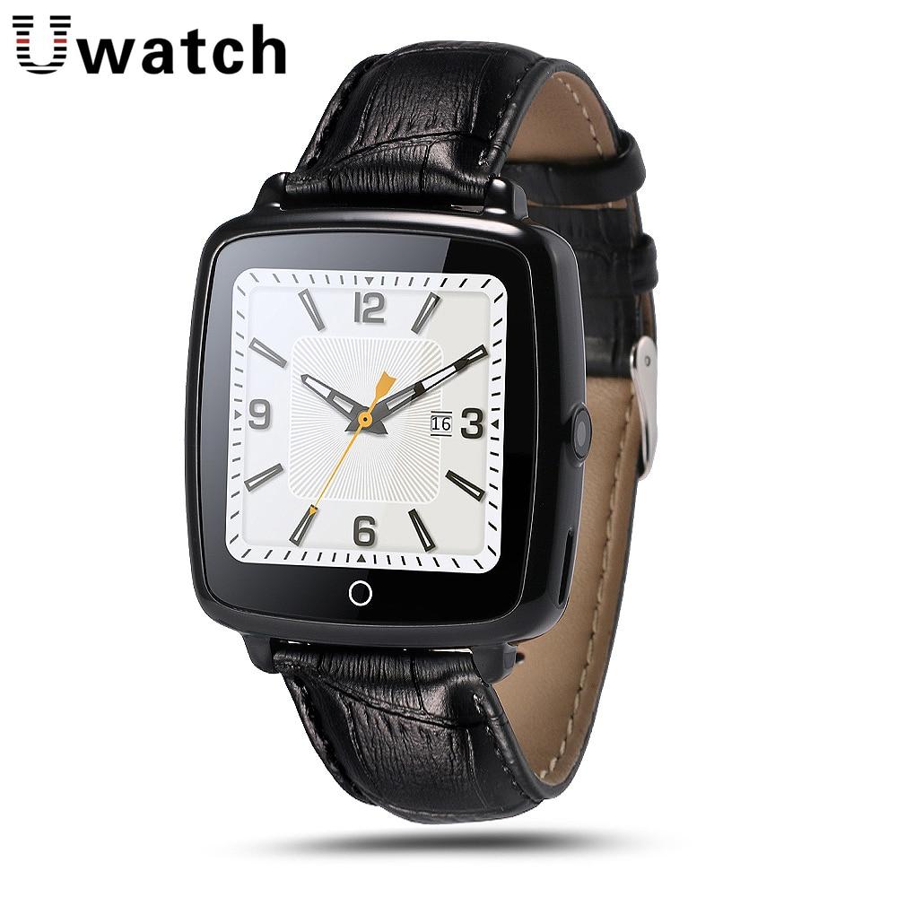U11C GSM Nano Sim Card TF Card Leather Bracelet Bluetooth Smart Watch Health Pedometer Sleep Fitness