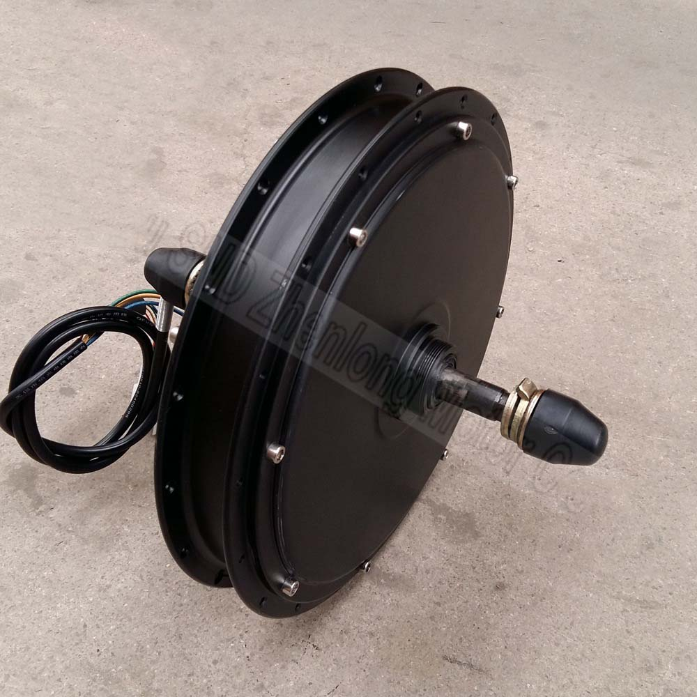 36V 48V 500W Electric Motor Rear Wheel Hub Motor Freewheel Electric Bicycle Brushless Non gear Rear Motor wheel 20 24 26 700C