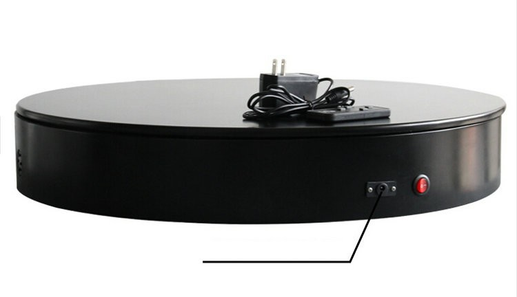 swivel display turntable