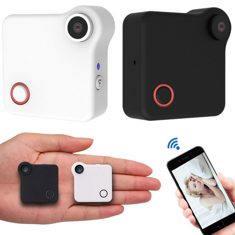 C1 Mini Camera HD 720P Cam Wifi Micro Wireless IP Camera Night Vision Sensor Video Camcorder Recorder With Magnetic Clip Camera