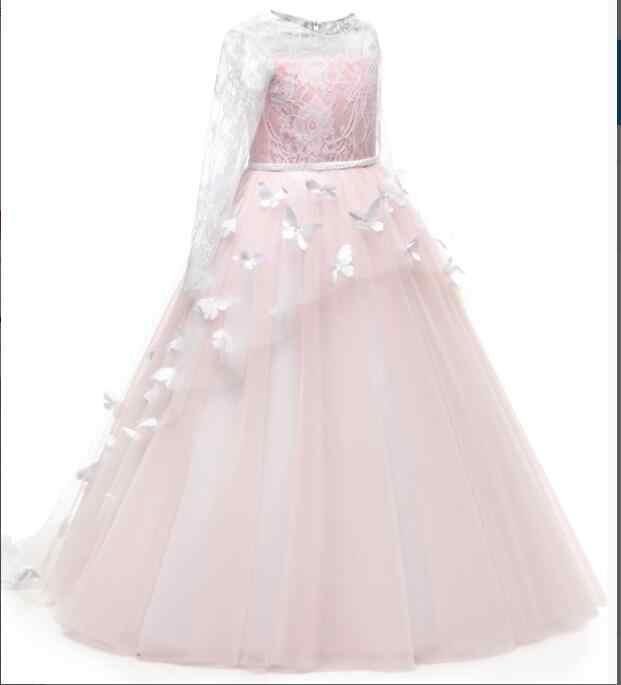 Dresses for Girls Age 11 Little Kids Prom Dresses Kids Wedding Dresses for  12 Years Turkey Flower Girl Dresses with Long Train