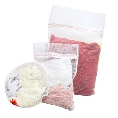 Wash protect bag Washing Machine Laundry Bra Aid Lingerie Mesh Net 3pcs/set Free shipping