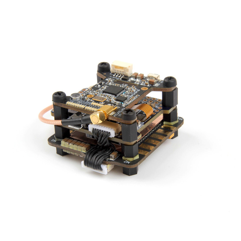 Holybro Kakute F7 Полет контроллер + Atlalt HV V2 FPV передатчик + Tekko32 35A 4 в 1 ESC для RC drone