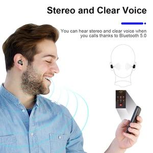 Image 3 - Наушники вкладыши беспроводные Dacom K6H Pro, мини гарнитура TWS Bluetooth 5.0, модели i12/i10, для телефона и ПК