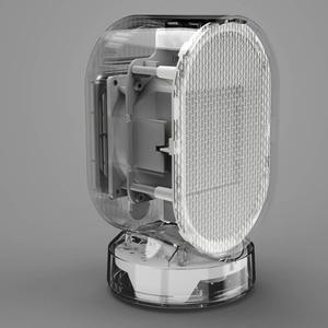 Image 3 - Youpin Viomi chauffage électrique Mini ventilateur chauffage bureau chaud/froid vent modèle Portable bureau plus chaud Machine hiver maison bureau
