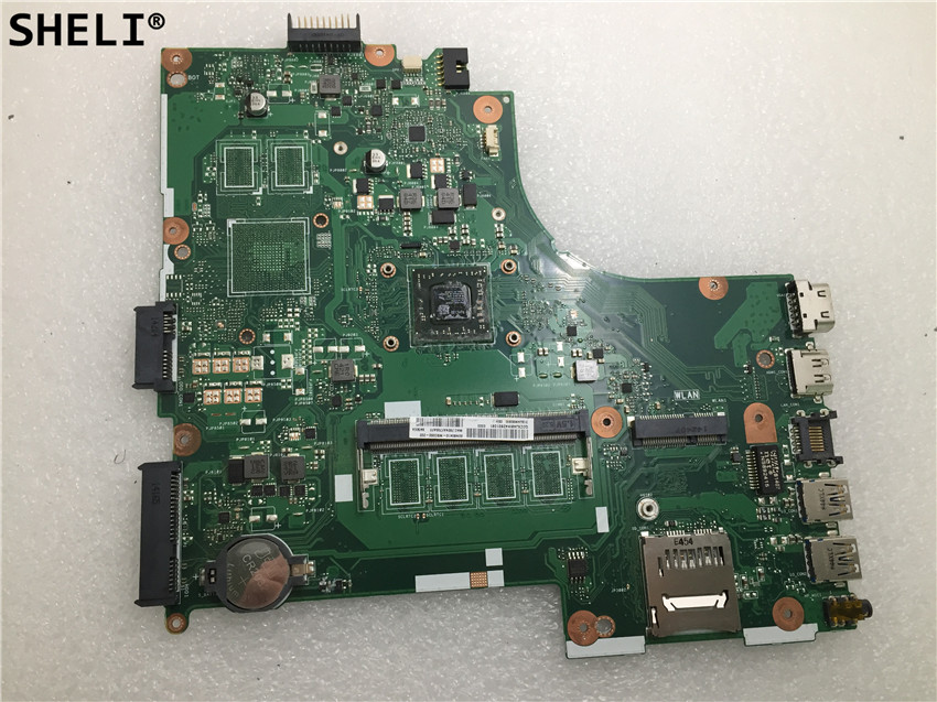 SHELI For ASUS X450EP Laptop Motherboard image