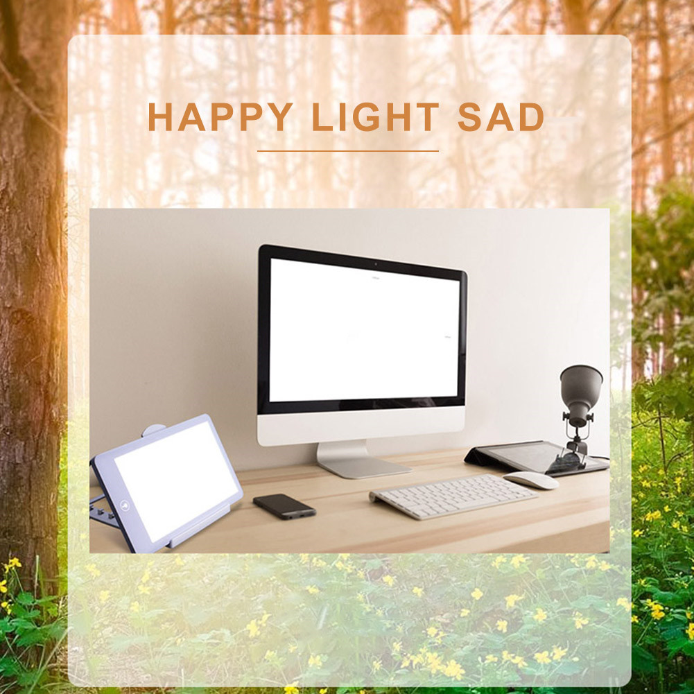 Lights & Lighting Responsible 3 Modes 11000 Lux Sunlight Sad Light Therapy Improve Mood Healing Wellness Lamp Natural Daylight Sad Therapy Lamp Lighting New