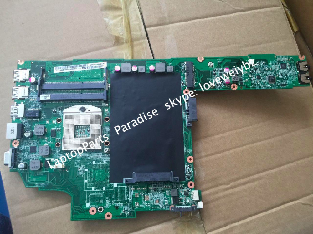 NEW !!! Motherboard For Lenovo z380 Notebook PC
