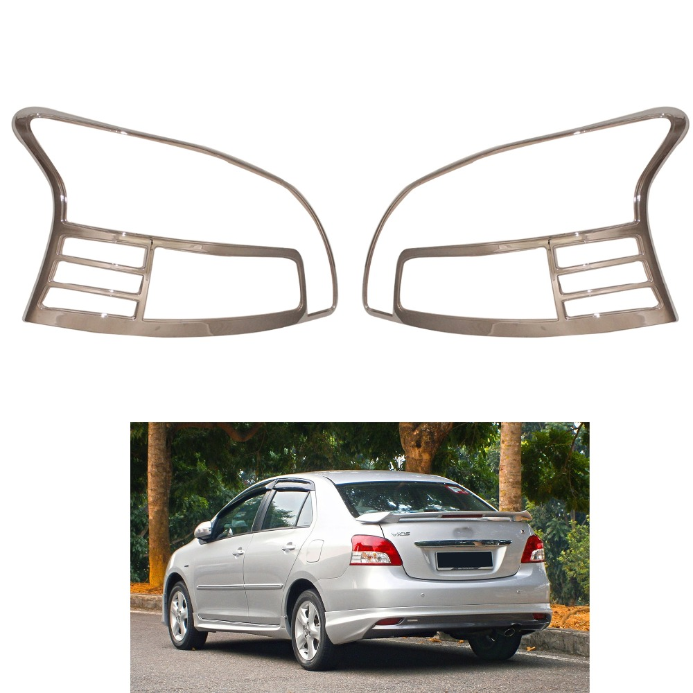Fit For Toyota Yaris Vios Belta TPR Rear Trunk Liner Back