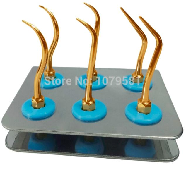 SRASKG-Scaler Standard Kit GOLD for SIRONA SIROAIR