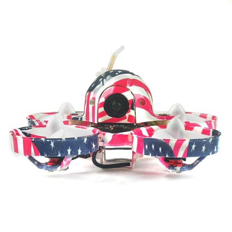 Eachine US65 UK65 65mm Whoop Racing RC Quadcopter Drone FPV BNF Met Crazybee F3 Vlucht Controller OSD 6A Blheli_S ESC-in Onderdelen & accessoires van Speelgoed & Hobbies op  Groep 3