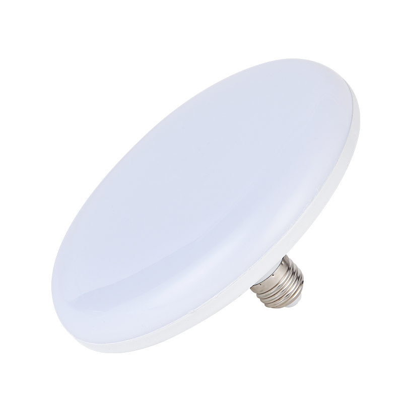 <font><b>LED</b></font> 100%-power UFO bulb ultra bright White light/Warm White 220V AC 15W/20W/25W/<font><b>30W</b></font>/40W/50W <font><b>E27</b></font>/B22 energy-saving lamp lighting image