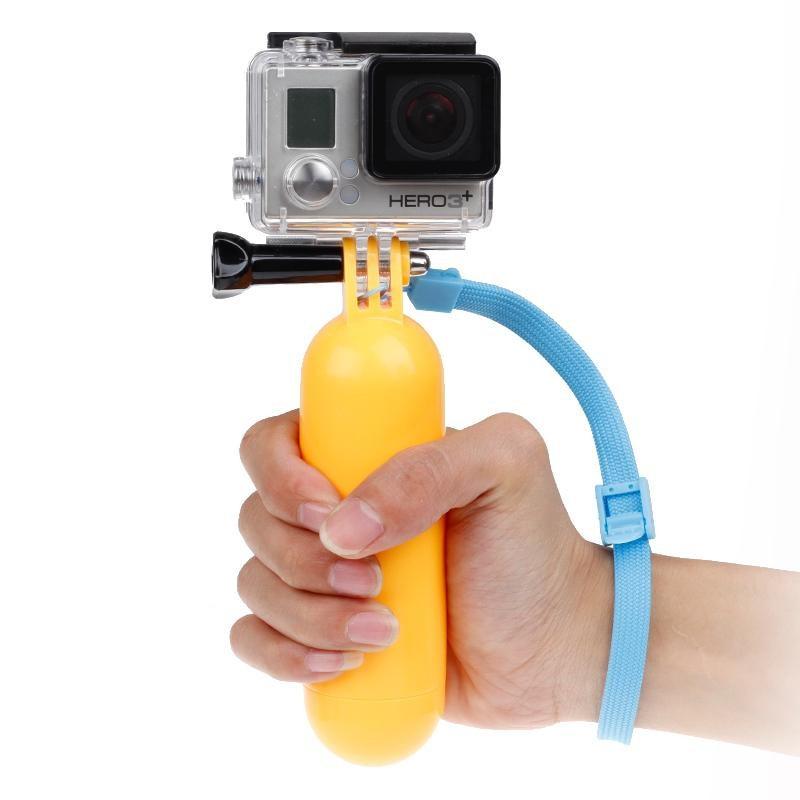 Floaty Bobber Hand Grip para Gopro Hero 6 5 4 3 Sjcam Monopod - Cámara y foto