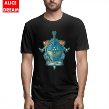 May The Legend zelda t shirt  Continue T-shirt Fashion Short Sleeve Round Collar S-6XL Plus Size Tee Casual New Arrival