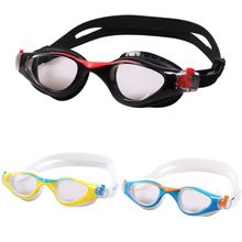 7ab3dbef0 Crianças Bebê de Natação Óculos de Proteção Impermeável Anti-Fog Resistente  AOS RAIOS UV Swim