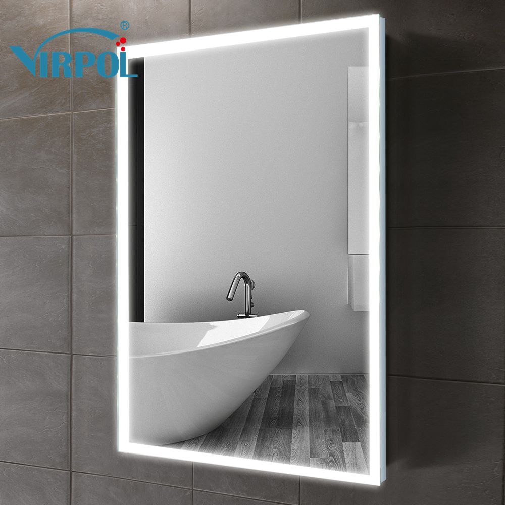 IP44 E102 90 240 V 70x100 baño Marco del espejo enmarcado led ...