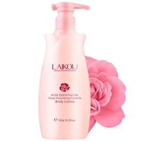 Skin Care Essence Rose Moisturizing Body Lotion The Skin Hydrating Oil Control Whitening Firming Skin Repair