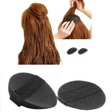 2 Pcs Pro Hair Clip Styling Tools Office Lady Braided