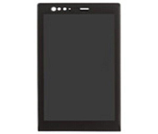 For 5Pcs/lot Xperia P LT22i Original New Black Color LCD And Touch Screen Digitizer Assembly With Frame