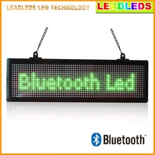 20inch Bluetooth Programmable Led Sign Scrolling Message Board for Your Business – Indoor Advertising Led Display