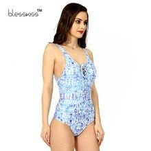 BLESSKISS Sexy Swimwear