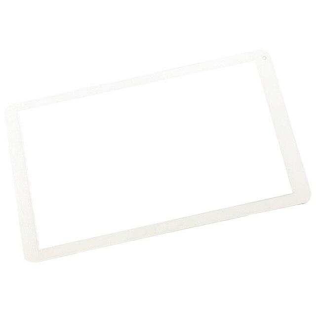 Nueva 10.1 pulgadas blanco oem compatible con archos 101 xenon lite touch panel digitalizador del sensor de cristal de reemplazo envío gratis
