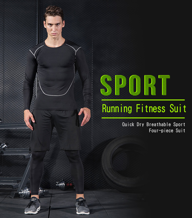 ed6b3b86d6 Readypard Big Size Sport Training Suits Men Sportswear Sets Warm Gym  Clothes Male Summer Tracksuit Running Jogging Suit Mens