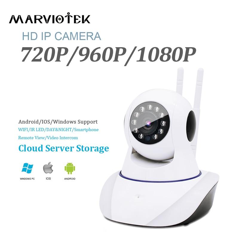 Baby Monitor Wireless IP Camera WiFi 720P HD Night Vision Audio Video Surveillance Cameras CCTV Camera Smart Home Security p2p