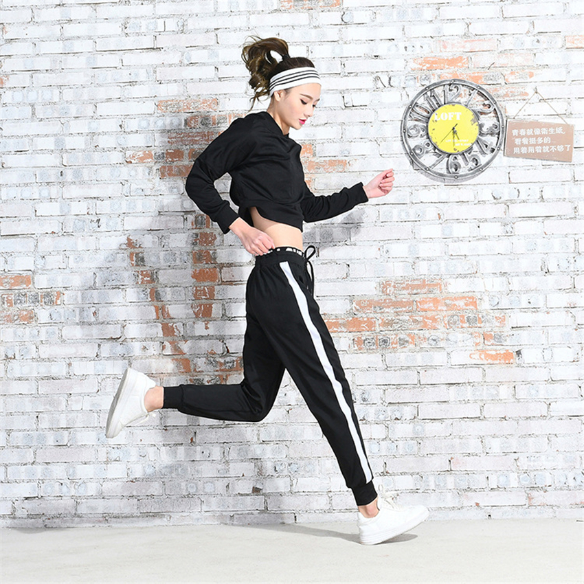Woman Running Brand Sports Pants Elastic Waist Concise Design Leisure Outdoor Comfortable Quick Dry Pants 001