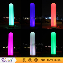 Decorative Inflatable light-up toy inflatable molds columns