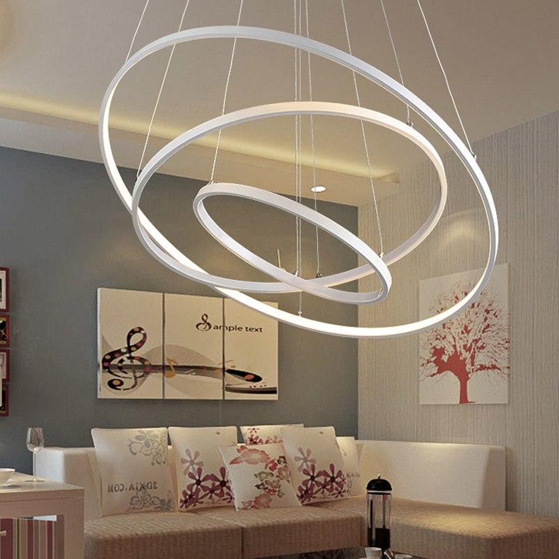 Led Moderne Lampe Suspendue Lampe Pour Salon Chambre Lamparas