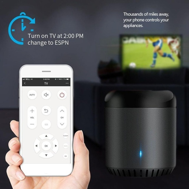 Intelligent Wireless Remote Control Center