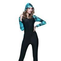 Scuba Snorkeling Swim Lycra Dive Skin Full Wetsuit Jump Suits Swimwear Adults & Kids Women & Men Sun Protective Stinger Suit