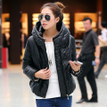 Plus size clothing 2013  autumn and winter wadded jacket loose outerwear thickening thermal cotton-padded jacket