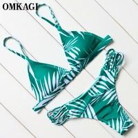 Hot Sale Bikini Swimsuit Women Swimwear Biquini 2016 Push Up Bikini Set Maillot De Bain Femme