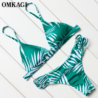 Hot Sale Bikini Swimsuit Women Swimwear Biquini 2016 Push Up Bikini Set Maillot De Bain Femme