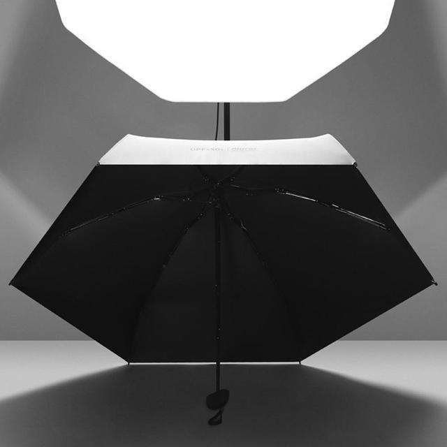 Anti-UV Pocket Mini Umbrella Rain Women Windproof Durable 5 Folding Sun Umbrellas Portable Sunscreen Female Parasol 1