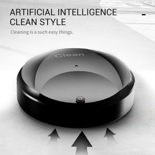 Automatic Rechargeable Strong Suction Sweeping Smart Clean Robot 6