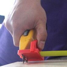 Гипс направляющая цементная доска локатор по дереву плитка Контрактор Verticle ABS быстро режет гипсокартон инструмент портативное крепление руководство