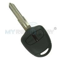 Chiave a distanza per 2004-2010 Mitsubishi Grandis 2 pulsante MIT11R chiave lama 433 mhz ID46 PCF7936 chip remtekey