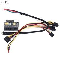 24Pin 12V DC Input 150W Output Realan Mini ITX Pico PSU DC ATX PC Switch DC