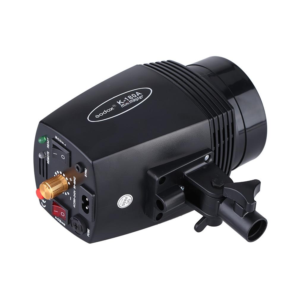Godox Mini Master Studioblitz K-180A GN45 Power Mas 180WS - Kamera und Foto - Foto 4