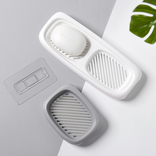 050 Fashion bathroom Wall hanging type with water absorption skid proof, quick drying diatom mud pad soap rack storage