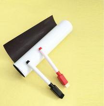 А4 Размер Магнитная белая доска маркеры для холодильника 210