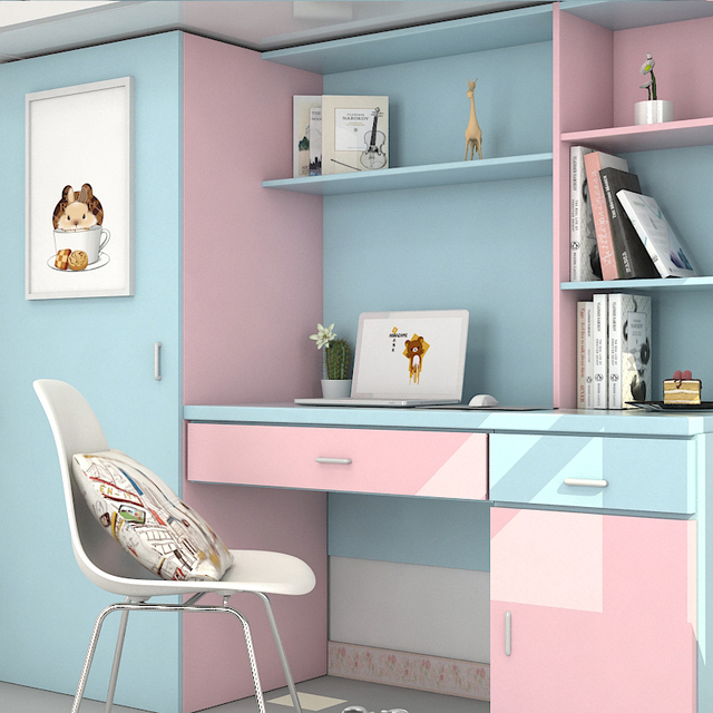 Sticky Wallpaper From Bedroom Warmth Artifact Pure Color College Students Dormitory Furniture Refurbished Sticker